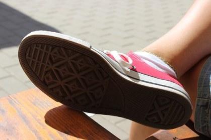 foot tile