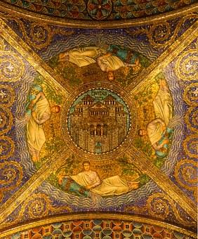 mosaic-ceiling-noe-byzantine