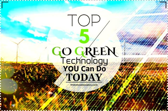 go,green,technology,environment,frebetoa